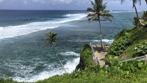 travel adventure To Sua Ocean Trench