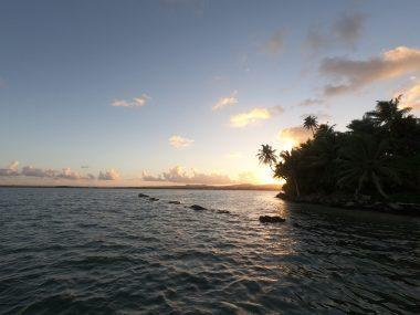 American Samoa Island Sunset