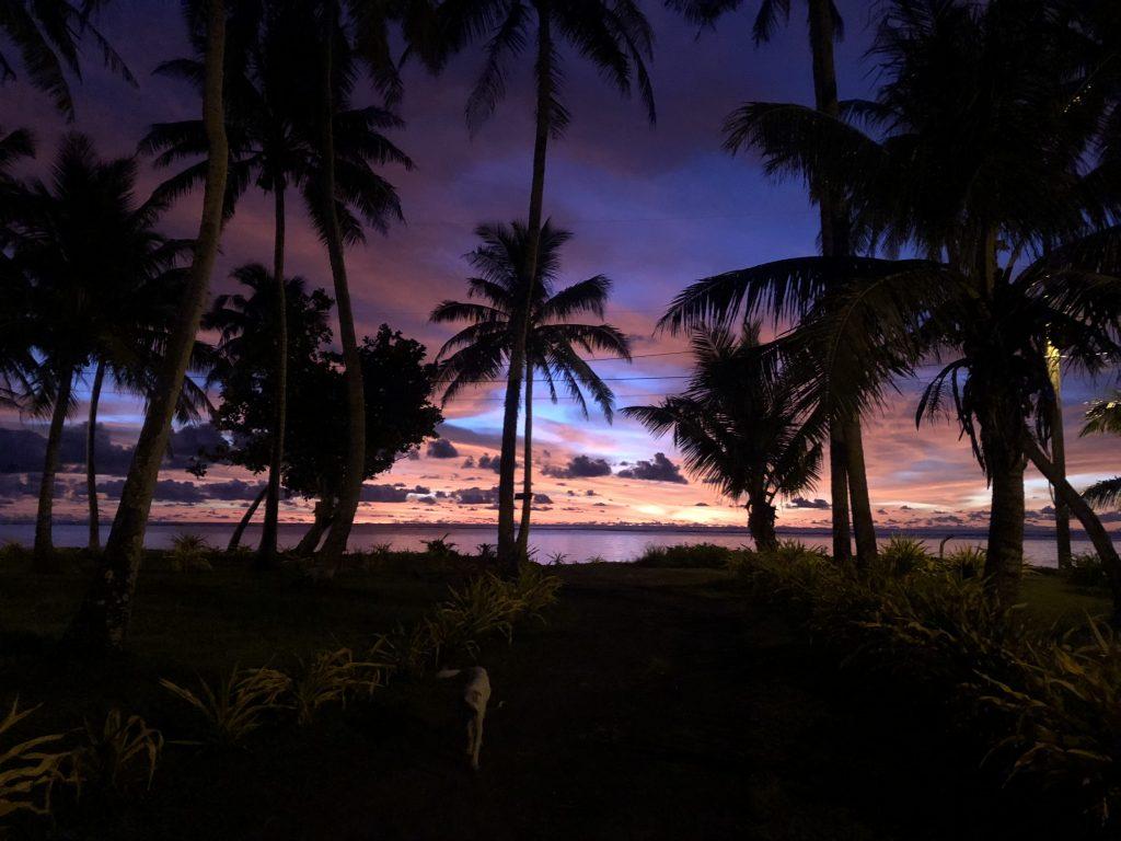 Living in American Samoa