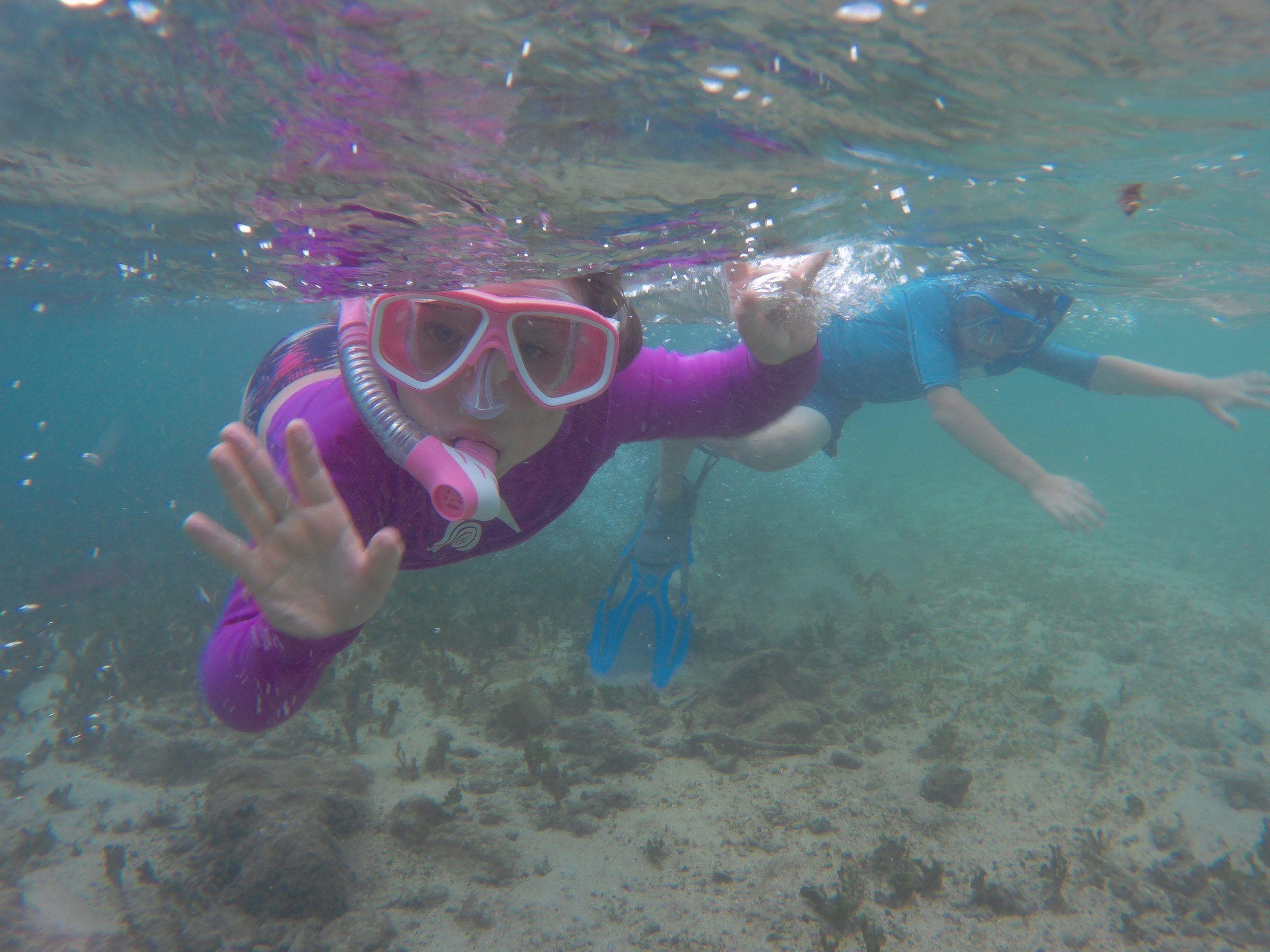 Best Kids Snorkel Set - Guide & Reviews (2021) - Chasing ...